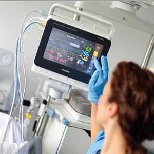 Ремонт медицинских прикроватных мониторов в ChipDoctor