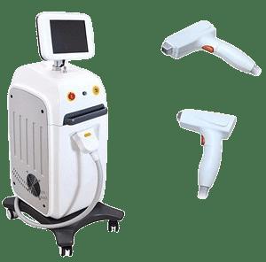 Ремонт аппаратов для лазерной эпиляции