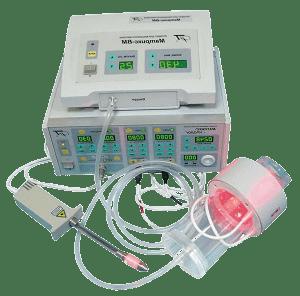 Ремонт физиотерапевтического оборудования